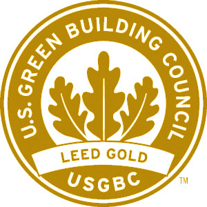 Jewish federation of cleveland s mandel building receives for Leed certified house